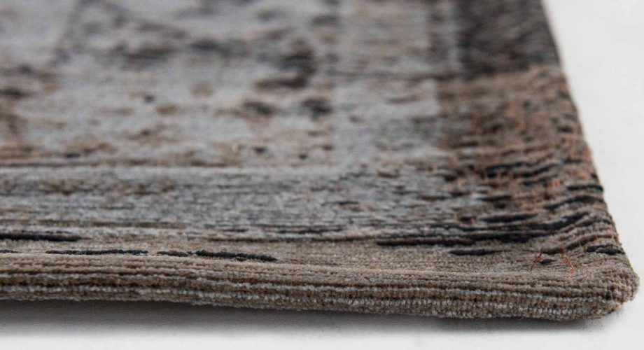 tapis Louis De Poortere CA 8257 Fading World Medaillon Grey Ebony side