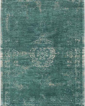 tapis Louis De Poortere CA 8258 Fading World Medaillon Jade