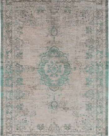 tapis Louis De Poortere CA 8259 Fading World Medaillon Jade Oyster