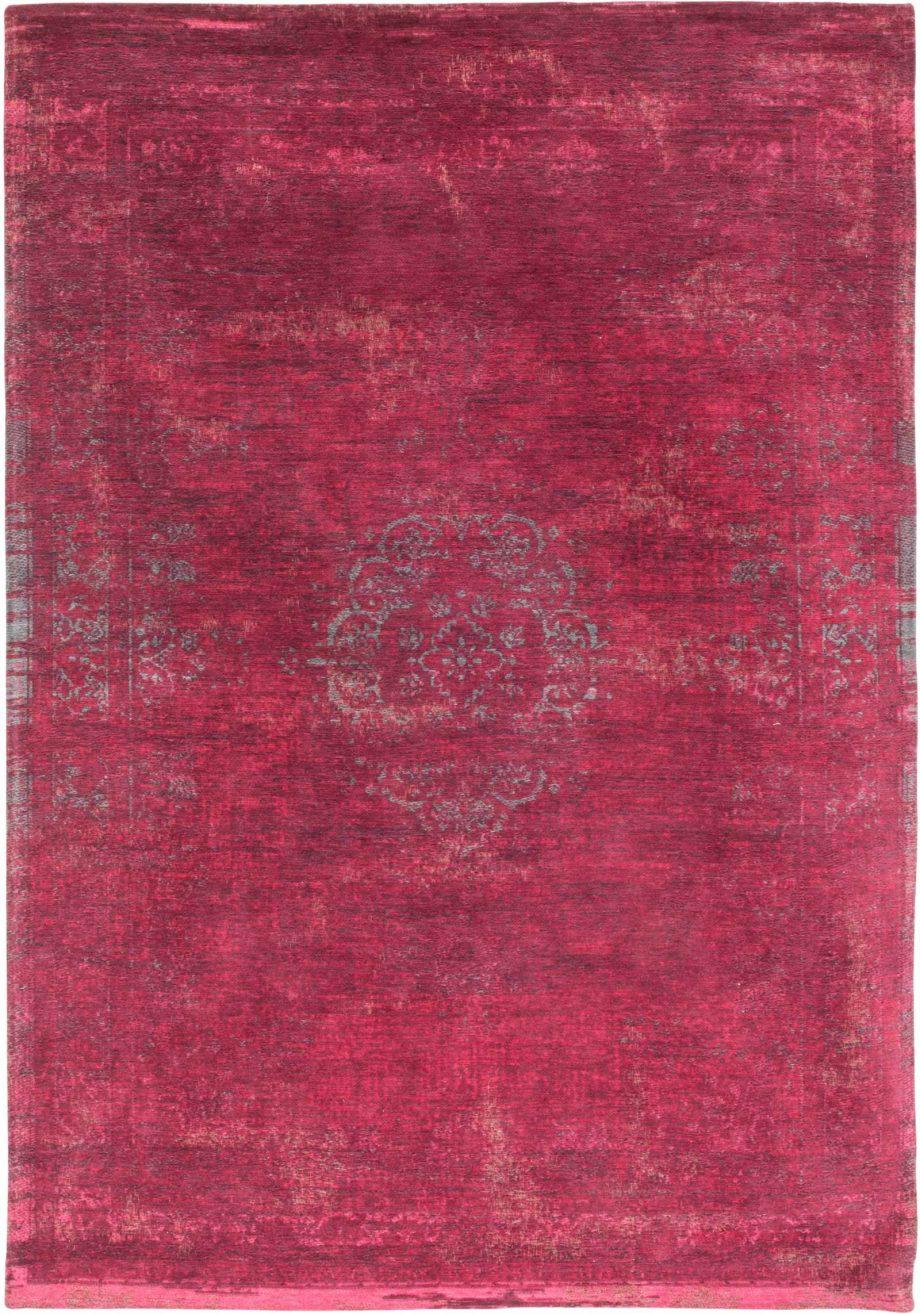 tapis Louis De Poortere CA 8260 Fading World Medaillon Scarlet