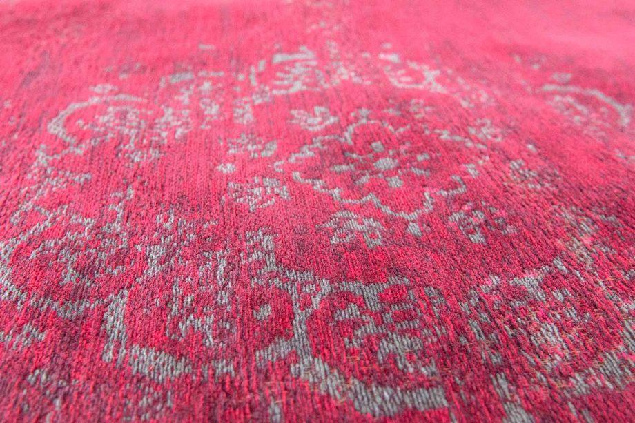 tapis Louis De Poortere CA 8260 Fading World Medaillon Scarlet zoom