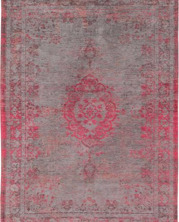 tapis Louis De Poortere CA 8261 Fading World Medaillon Pink Flash