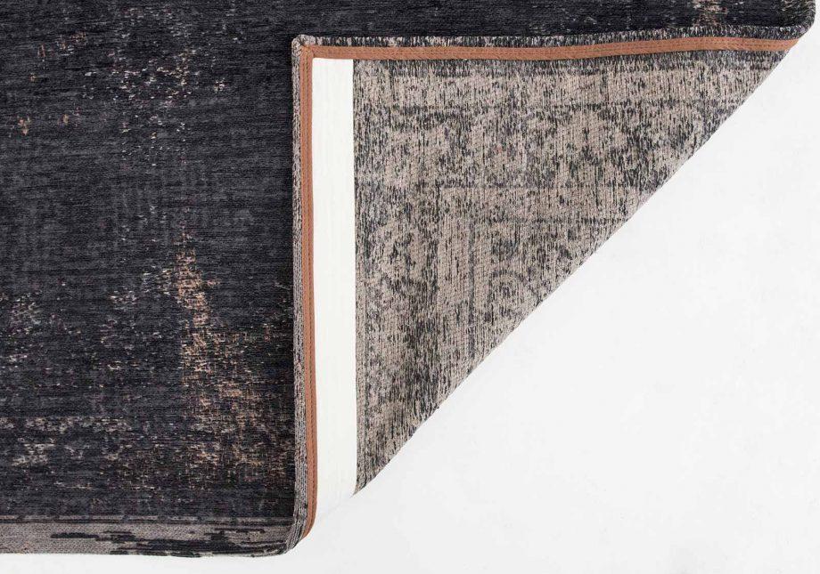 tapis Louis De Poortere CA 8263 Fading World Medaillon Mineral Black back