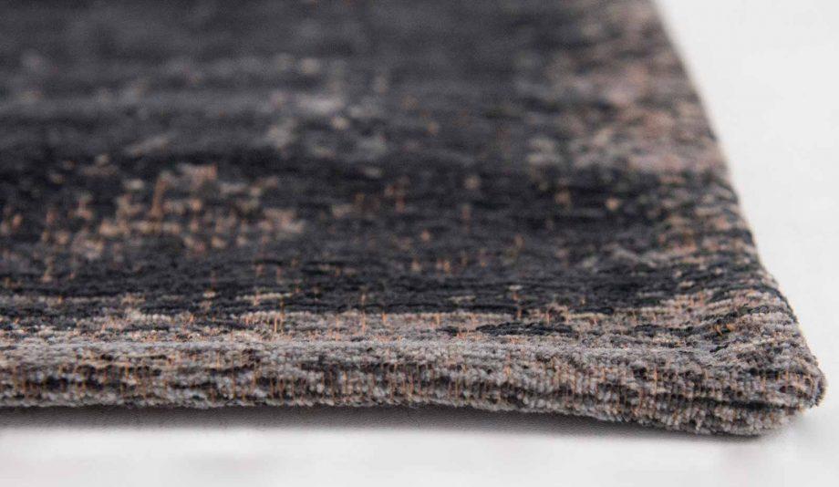 tapis Louis De Poortere CA 8263 Fading World Medaillon Mineral Black side