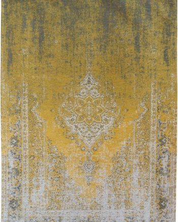 tapis Louis De Poortere CA 8638 Fading World Generation Yuzu Cream